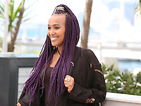 Maji-da Abdi at the Jury Cinefondation photocall Cannes Film Festival on Wednesday 22nd May 2013
