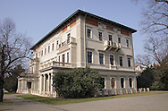 The park's most notable landmark is the beautiful Villa Gröbe (Grébovka). This wonderful example of a Neo-Renaissance villa was built as a luxury summer house for industrialist Moritz Gröbe in 1871 - 1888. The house stands majestically in a tastefully landscaped, terraced garden on the top of a slope that's covered with a functioning vineyard. The villa is currently not open to the public but you can visit the grounds and enjoy a sweeping view of Prague from the hill. There's a gazebo on the top of the vineyard where you can sit and have wine.<br /> <br /> The park is large and very nicely designed, so it is a pleasure to walk along its many paths.