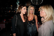 LUCY PINDER; MALENE ESPENSEN , launch of Fabulous Haircare Range, Frankie's Italian Bar and Grill, 3 Yeomans Row, off Brompton Road, London SW3, 7pm