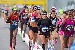 NYC Marathon, Kara Goucher