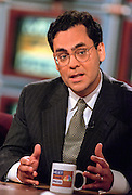 George Washington University Law Professor Jonathan Turley discusses President Clinton's grand jury testimony on Meet the Press August 16th, 1998 in Washington, DC.