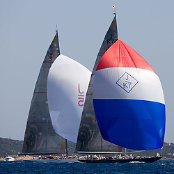 08_021375 © Sander van der Borch. Porto Cervo,  2 September 2008. Maxi Yacht Rolex Cup 2008  (1/ 6 September 2008). Day 2.