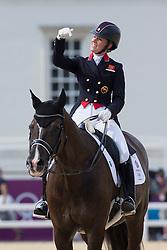 Dujardin Charlotte (GBR) - Valegro<br /> Olympic Games London 2012<br /> © Dirk Caremans