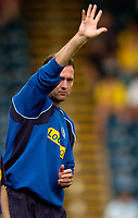 Photo: Richard Lane.<br />Wycombe Wanderers v Watford. Pre Season Friendly. 26/07/2006. <br />Wycombe manager, Mark Lambert.