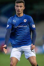 Raith Rovers Dylan Tait. Raith Rovers 2 v 1 Peterhead, Scottish Football League Division One played 4/1/2020 at Stark's Park, Kirkcaldy.
