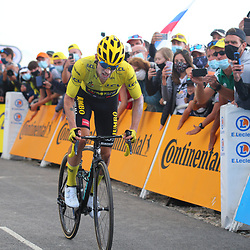 Tour de France 2020  <br /> Jumbo-Visma rider Primoz Roglic (Slovenia)