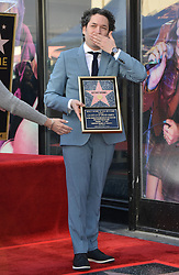 Gustavo Dudamel honored with Star on the Hollywood Walk of Fame. 22 Jan 2019 Pictured: Gustavo Dudamel. Photo credit: MEGA TheMegaAgency.com +1 888 505 6342