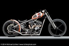 Pat Patterson Biker Buildoff Sportster