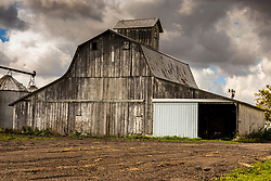 Barn, barn lot, farmstead or other farm building