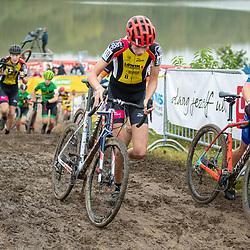 13-10-2019: Cycling: Superprestige Cyclocross: Gieten <br />Dylan Grobbink
