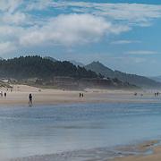 Cannon Beach. Oregon Coast.