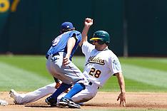 20110430 - Texas Rangers at Oakland Athletics (MLB Baseball)