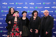Brussels , 01/02/2020 : Les Magritte du Cinema . The Academie Andre Delvaux and the RTBF, producer and TV channel , present the 10th Ceremony of the Magritte Awards at the Square in Brussels .<br /> Pix: Daphne Leblond; Isabelle Truc<br /> Credit : Alexis Haulot - Dana Le Lardic - Didier Bauwerarts - Frédéric Sierakowski - Olivier Polet / Isopix