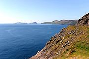 Slea Head on the Dingle Penninsula in County Kerry Ireland.<br /> Photo: Don MacMonagle -macmonagle.com