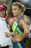 Susanna Kallur (SWE), 100m Huerden Frauen. © Andy Mueller/EQ Images
