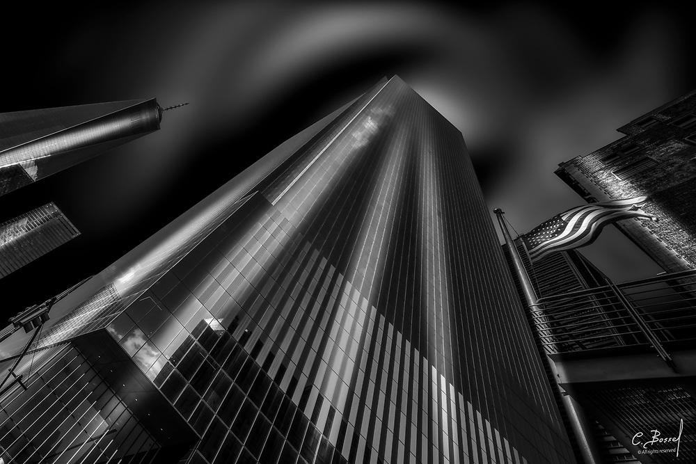 Fine art  architecture - New York Manhattan