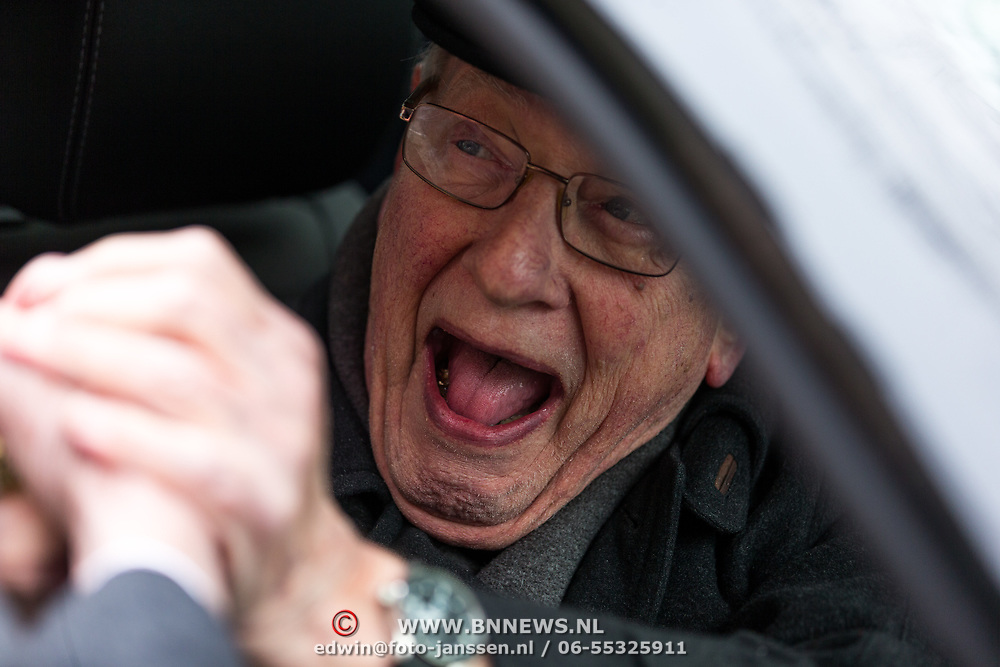 NLD/Rotterdam/20180220 - Herdenkingsdienst Ruud Lubbers, kardinaal Simonis
