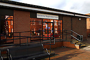 Photograph of the Magistrates court in Kettering Northmaptonshire. Situated on London road and next to both the Police station and Register office