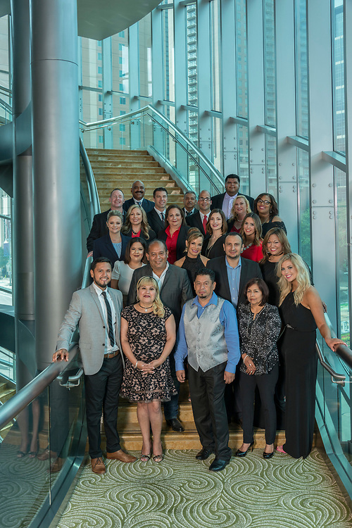 At the 2018 Houston Apartment Association Honors Awards members were recognized as Harvey's Heros for their exceptional efforts during Hurricane Harvey and the recovery effort. The HAA Honors Awards were held on Thursday, June 29, 2018, at the Hilton Americas, Downtown Houston.