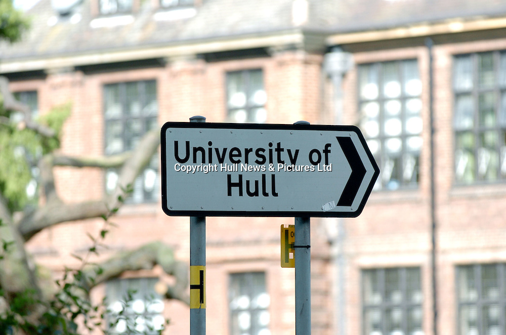 4 september 2007: The University of Hull..Picture:Sean Spencer/Hull News & Pictures 01482 210267/07976 433960.High resolution picture library at http://www.hullnews.co.uk.©Sean Spencer/Hull News & Pictures Ltd....