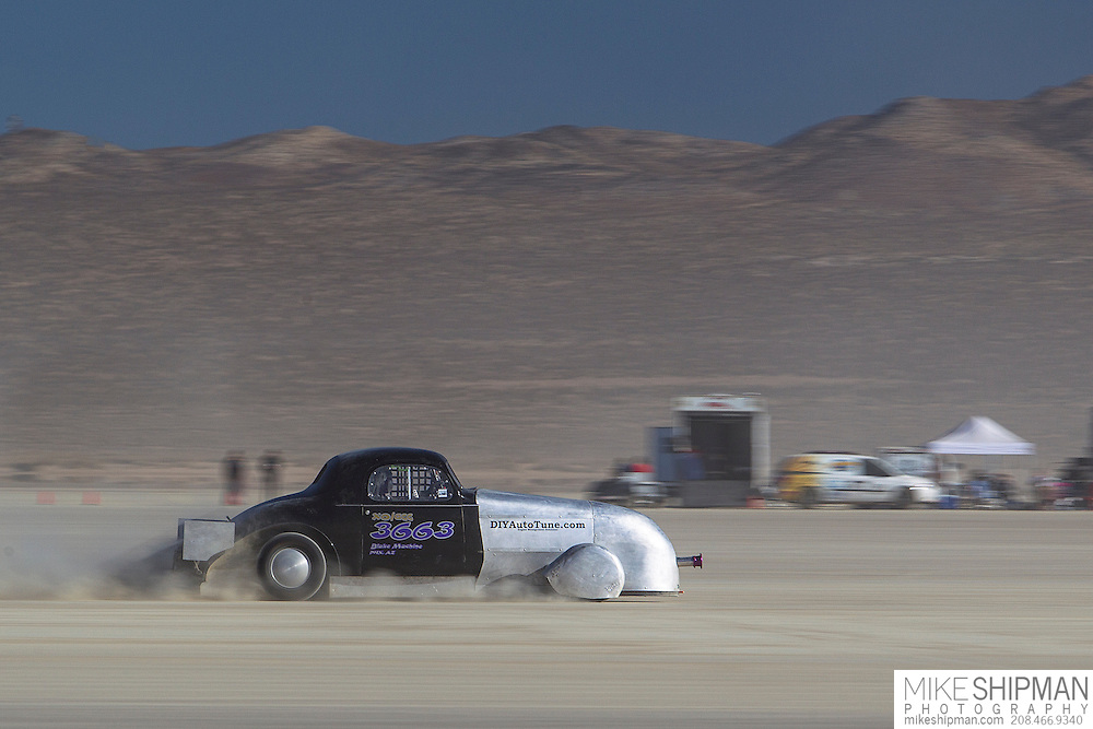 Blake Machine 36T Buick, 3663, eng XO, body GCC, driver Bryan Blake, 125.605 mph, record 160.000