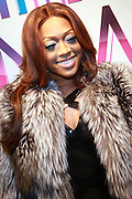 27 February 2010- New York, NY- Rap Gangstress Trina at the BET 2010 RIP The RUNWAY held at the Hammerstein Ballroom on February 27, 2010 in New York City. Photo Credit: Terrence Jennings/Sipa