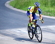 Action from Stage 4 of the Baloise Tour of Belgium 2018 on Saturday 26 May 2018.