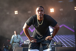 September 9, 2018 - Kawan Prather also known as KP the Great performing at One MusicFest in Atlanta, GA on 09 September 2018 (Credit Image: © RMV via ZUMA Press)