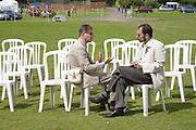 JEREMY HACKETT; ANDRES AGUAYO, Hackett Rundle Cup 2008. Tidworth. 12 july 2008 *** Local Caption *** -DO NOT ARCHIVE-© Copyright Photograph by Dafydd Jones. 248 Clapham Rd. London SW9 0PZ. Tel 0207 820 0771. www.dafjones.com.