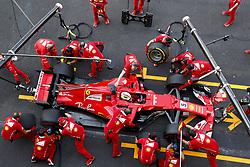 October 27, 2017 - Mexico-City, Mexico - Motorsports: FIA Formula One World Championship 2017, Grand Prix of Mexico, ..#5 Sebastian Vettel (GER, Scuderia Ferrari) (Credit Image: © Hoch Zwei via ZUMA Wire)