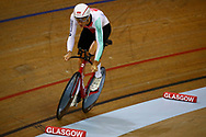 Men Individual Pursuit, Claudio Imhof Switzerland), during the Track Cycling European Championships Glasgow 2018, at Sir Chris Hoy Velodrome, in Glasgow, Great Britain, Day 4, on August 5, 2018 - Photo Luca Bettini / BettiniPhoto / ProSportsImages / DPPI - Belgium out, Spain out, Italy out, Netherlands out -