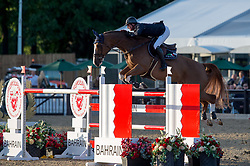 Maher Ben, GBR, Diva II<br /> CSI5* Jumping<br /> Royal Windsor Horse Show<br /> © Hippo Foto - Jon Stroud