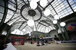 March 16, 2018 - Paris, France, France - Vue Generale du Saut Hermes sous laNef du Grand Palais (Credit Image: © Panoramic via ZUMA Press)