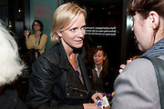 HERMIONE NORRIS; , Enlightenment, Gala night, Hampstead Theatre, Swiss Cottage, London. 5 October 2010. -DO NOT ARCHIVE-© Copyright Photograph by Dafydd Jones. 248 Clapham Rd. London SW9 0PZ. Tel 0207 820 0771. www.dafjones.com.