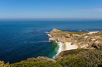 The Cape of Good Hope  on the Atlantic coast of Cape Peninsula, South Africa.
