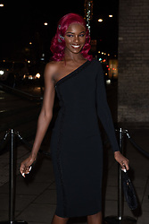 February 18, 2019 - London, New York, United Kingdom of Great Britain and Northern Ireland - Leomie Anderson arriving at the Fabulous Fund Fair at The Roundhouse on February 18 2019 in London, England  (Credit Image: © Famous/Ace Pictures via ZUMA Press)