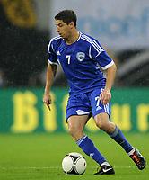 Fotball<br /> Tyskland v Israel<br /> 31.05.2012<br /> Foto: Witters/Digitalsport<br /> NORWAY ONLY<br /> <br /> Maor Melikson (Israel)<br /> Fussball Laenderspiel, Deutschland - Israel 2:0