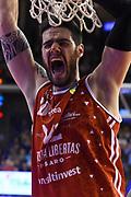 Ancellotti Andrea<br /> Grissin Bon Pallacanestro Reggio Emilia - VL Pesaro<br /> Lega Basket Serie A 2017/2018<br /> Reggio Emilia, 08/10/2017<br /> Foto A.Giberti / Ciamillo - Castoria