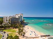Natatorium, Waikiki, Honolulu, Oahu, Hawaii