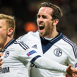 20141210: SLO, Football - UEFA Champions League 2014/15, NK Maribor vs FC Schalke 04