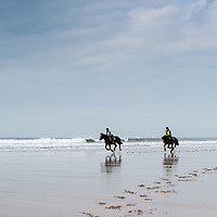 Riding - Beaches and Water