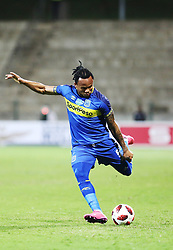 23102018 (Durban) Cape Town City player Edmilson Dove during the first round of the Telkom Knockout concludes on Tuesday night when Amazulu host MTN8 Cup winners Cape Town City at the King Zwelithini stadium.<br /> Picture: Motshwari Mofokeng/African News Agency (ANA)