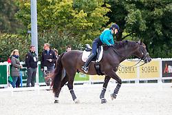 Konyot Tina, (USA), Calecto V<br /> Alltech FEI World Equestrian Games™ 2014 - Normandy, France.<br /> © Hippo Foto Team - Leanjo de Koster<br /> 25/06/14