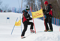 US Telemark Championship Classic Race Friday,  March 9, 2012.