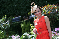 Victoria Pendleton during day five of Royal Ascot at Ascot Racecourse.