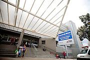 Belo Horizonte_MG, Brasil...Na foto, predio do antigo Cardiominas, hoje Centro de Especialidades Medicas do IPSEMG em Belo Horizonte, Minas Gerais.. .In the photo, the building of old Cardiominas actually the IPSEMG Center of Medical Specialties  in Belo Horizonte, Minas Gerais..Foto: NIDIN SANCHES / NITRO