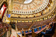 Spanish parlament, hemycicle