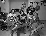Ian Dury and Tom Tom Club Compass Point Studios Nassua 1981