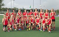 WASSENAAR - Team van Nieuw Zeeland dames. COPYRIGHT KOEN SUYK