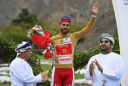 February 14, 2018 - Muscat, Oman - MUSCAT, SULTANATE OF OMAN - FEBRUARY 14 : CHETOUT Loic of Cofidis, Solutions Crédits during stage 2 of the 9th edition of the 2018 Tour of Oman cycling race, a stage of 167.5 kms between Sultan Qaboos University and Al Bustan on February 14, 2018 in Muscat, Sultanate Of Oman, 14/02/2018 (Credit Image: © Panoramic via ZUMA Press)